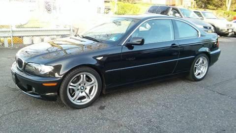 2006 BMW 3 Series for sale at Motorsport Garage in Neshanic Station NJ