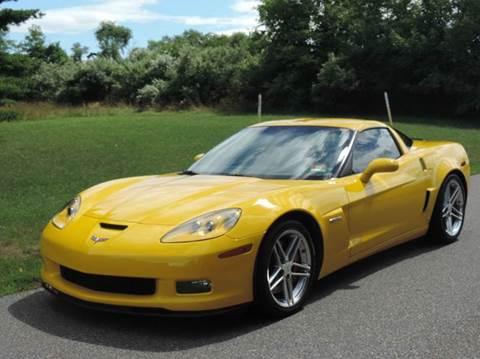 2006 Chevrolet Corvette for sale at Motorsport Garage in Neshanic Station NJ