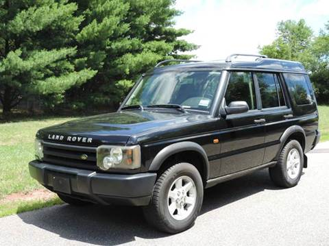 2003 Land Rover Discovery for sale at Motorsport Garage in Neshanic Station NJ