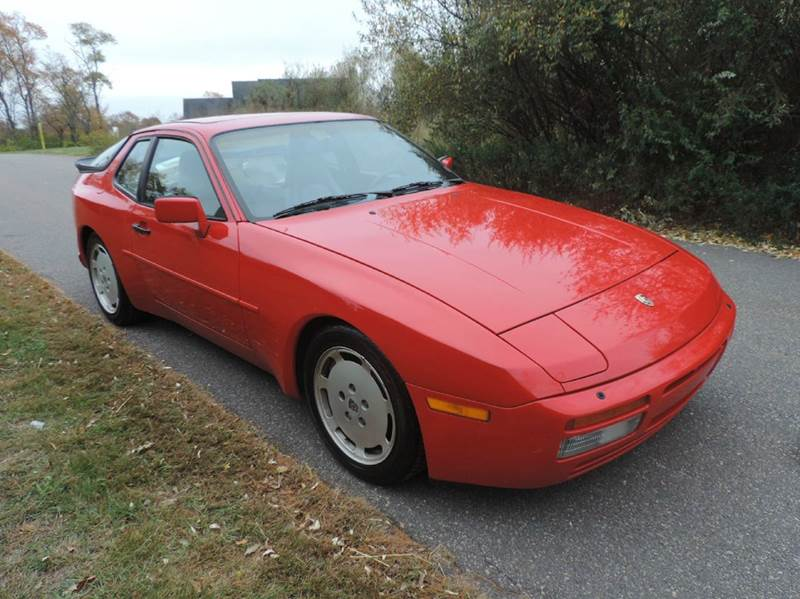 1987 Porsche 944 Turbo 2dr Hatchback In Neshanic Station NJ ...