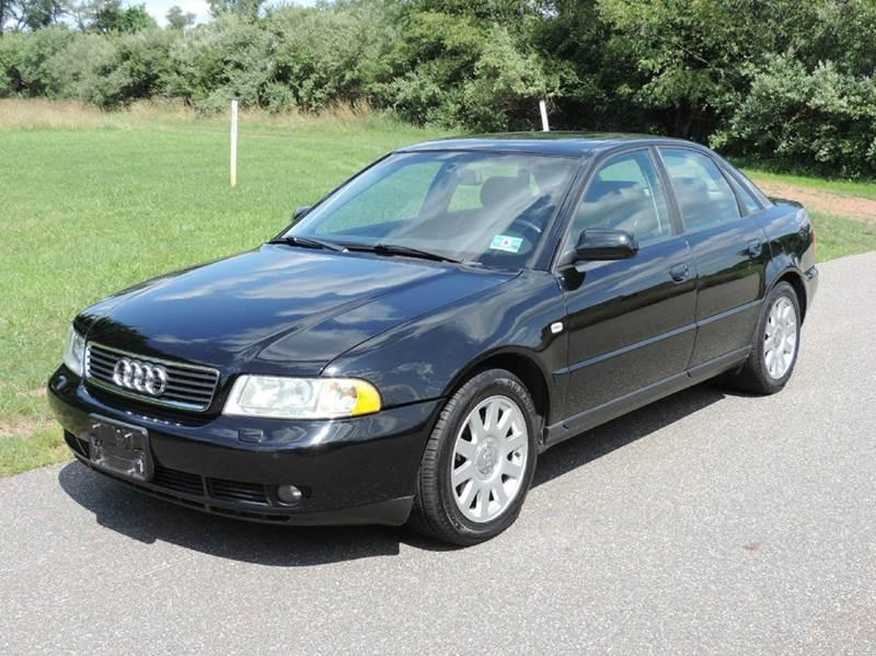 2001 Audi A4 18t Quattro Awd 4dr Sedan In Neshanic Station Nj
