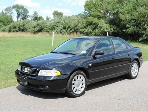 2001 Audi A4 for sale at Motorsport Garage in Neshanic Station NJ