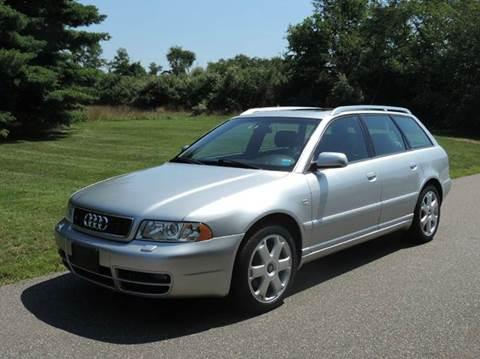 2002 Audi S4 for sale at Motorsport Garage in Neshanic Station NJ
