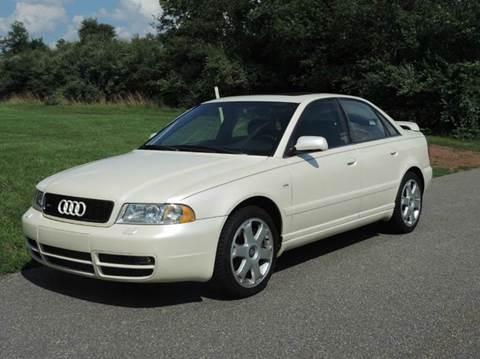 2001 Audi S4 for sale at Motorsport Garage in Neshanic Station NJ