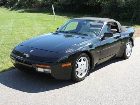 1990 Porsche 944 for sale at Motorsport Garage in Neshanic Station NJ