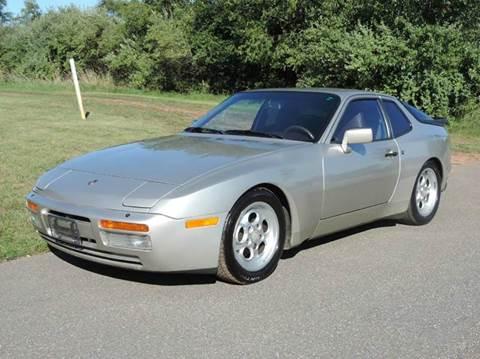 1986 Porsche 944 for sale at Motorsport Garage in Neshanic Station NJ