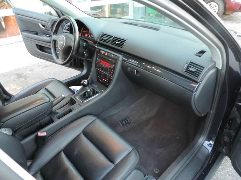 2003 Audi A4 18T Avant Quattro AWD 4dr Wagon In Neshanic Station NJ