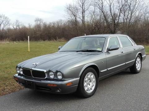 2002 Jaguar XJ-Series for sale at Motorsport Garage in Neshanic Station NJ