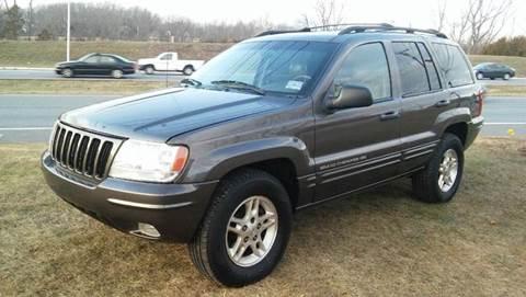 1999 Jeep Grand Cherokee for sale at Motorsport Garage in Neshanic Station NJ
