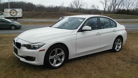 2013 BMW 3 Series for sale at Motorsport Garage in Neshanic Station NJ