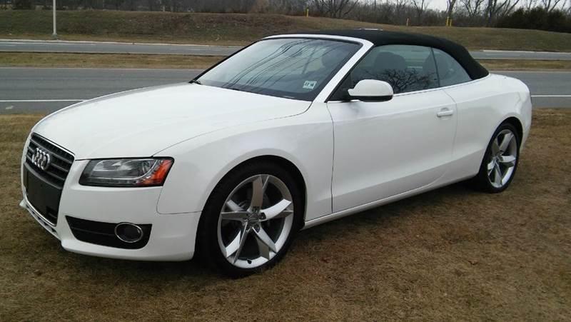 2011 Audi A5 for sale at Motorsport Garage in Neshanic Station NJ