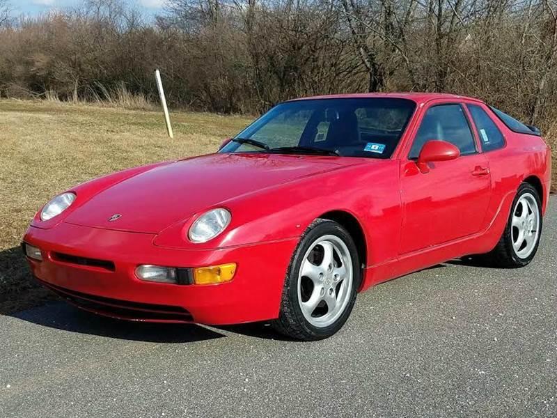 1994 Porsche 968 for sale at Motorsport Garage in Neshanic Station NJ