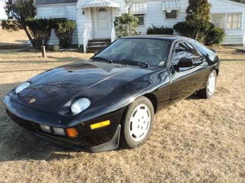 1985 Porsche 928 for sale at Motorsport Garage in Neshanic Station NJ