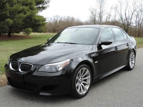 2007 BMW M5 for sale at Motorsport Garage in Neshanic Station NJ