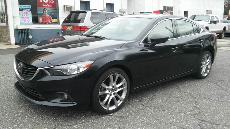 2014 Mazda MAZDA6 for sale at Motorsport Garage in Neshanic Station NJ