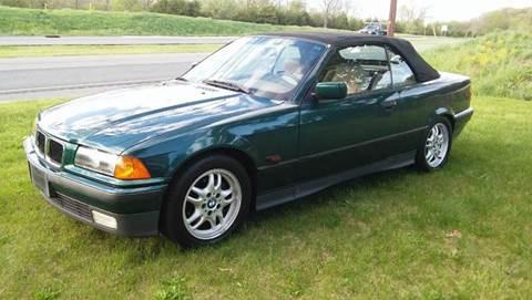 1995 BMW 3 Series for sale at Motorsport Garage in Neshanic Station NJ