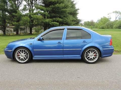 2004 Volkswagen Jetta for sale at Motorsport Garage in Neshanic Station NJ