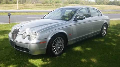 2007 Jaguar S-Type for sale at Motorsport Garage in Neshanic Station NJ