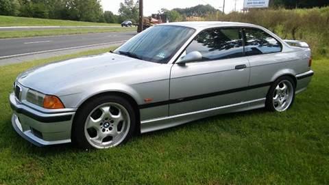 1997 BMW M3 for sale at Motorsport Garage in Neshanic Station NJ