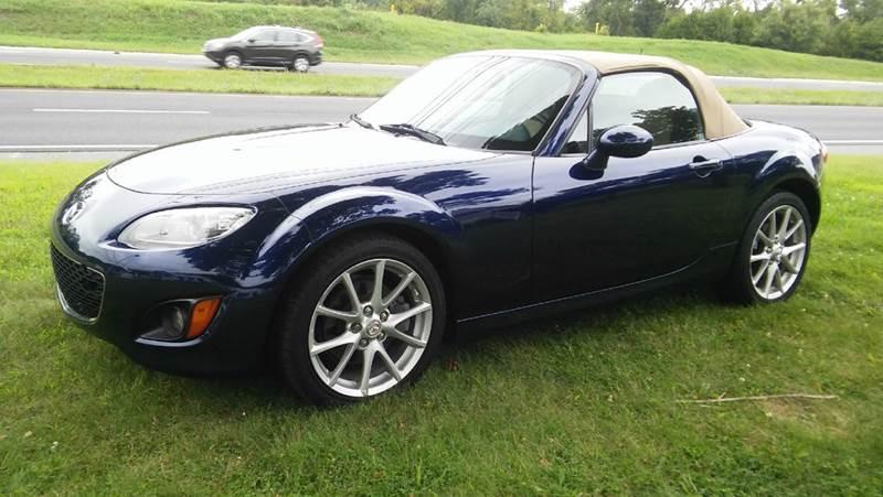 2009 Mazda MX-5 Miata for sale at Motorsport Garage in Neshanic Station NJ