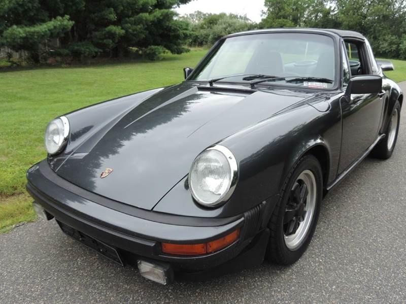 1980 Porsche 911 for sale at Motorsport Garage in Neshanic Station NJ