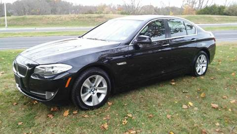 2011 BMW 5 Series for sale at Motorsport Garage in Neshanic Station NJ