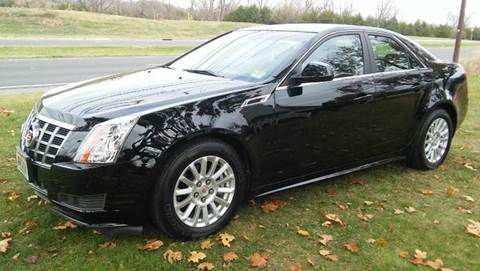 2012 Cadillac CTS for sale at Motorsport Garage in Neshanic Station NJ