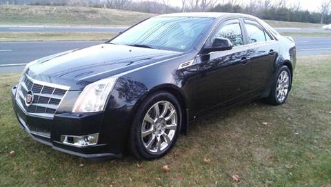 2009 Cadillac CTS for sale at Motorsport Garage in Neshanic Station NJ