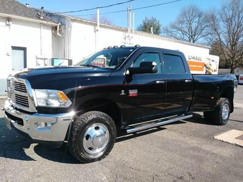 2012 RAM Ram Pickup 3500 for sale at Motorsport Garage in Neshanic Station NJ