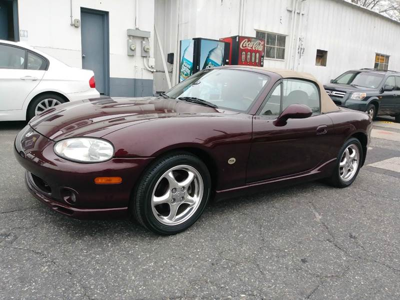 2000 Mazda MX-5 Miata for sale at Motorsport Garage in Neshanic Station NJ