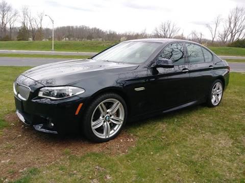 2015 BMW 5 Series for sale at Motorsport Garage in Neshanic Station NJ