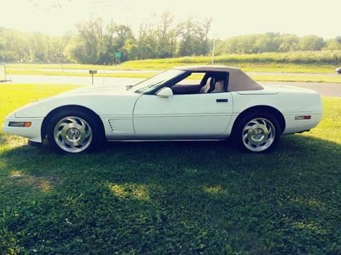 1996 Chevrolet Corvette for sale at Motorsport Garage in Neshanic Station NJ