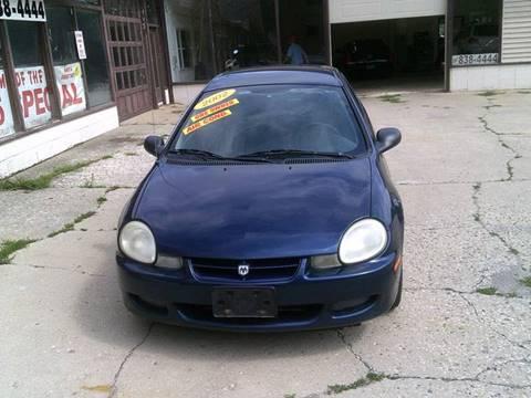 2002 Dodge Neon for sale in Richmond, IL