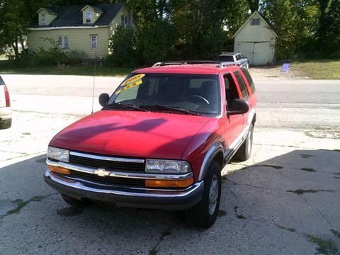 1998 Chevrolet Blazer for sale in Richmond, IL