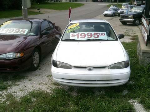 2001 Chevrolet Prizm for sale in Richmond, IL