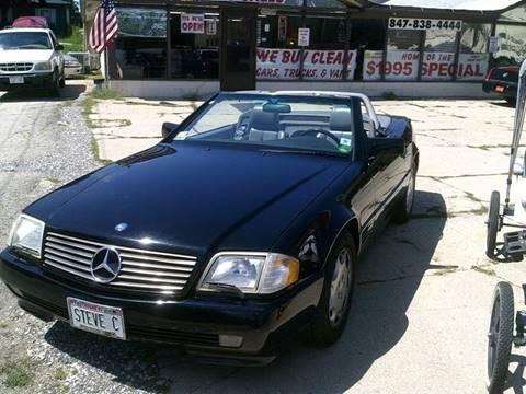 1995 Mercedes-Benz SL-Class for sale in Richmond, IL