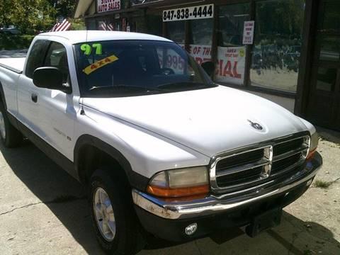 1997 Dodge Dakota for sale in Richmond, IL
