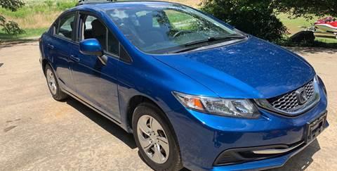 2013 Honda Civic for sale in Blue Ridge, GA