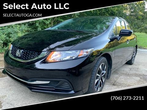 2015 Honda Civic for sale in Blue Ridge, GA