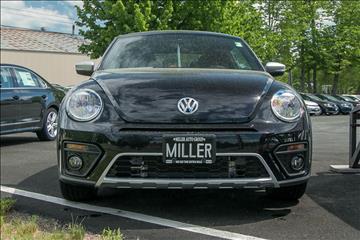 2016 Volkswagen Beetle for sale in Lebanon, NH