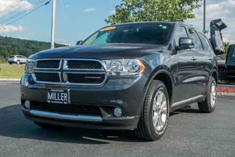2013 Dodge Durango for sale in Lebanon, NH