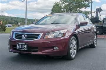 2008 Honda Accord for sale in Lebanon, NH