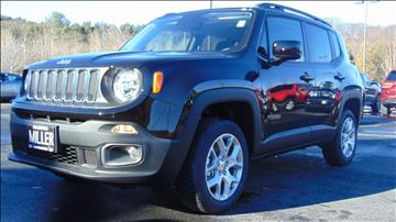 2017 Jeep Renegade for sale in Lebanon, NH