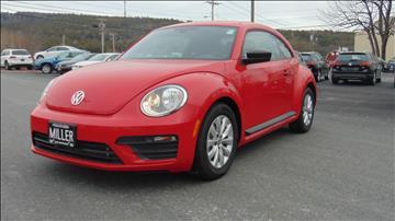 2017 Volkswagen Beetle for sale in Lebanon, NH