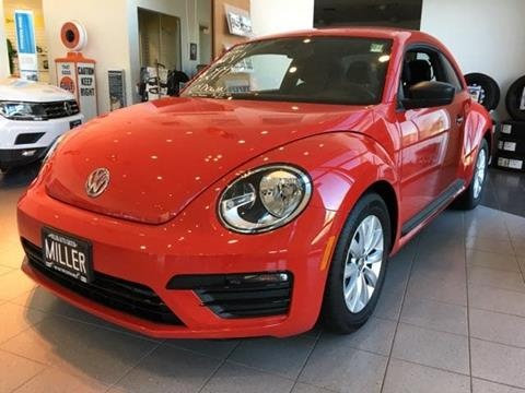 2017 Volkswagen Beetle for sale in Lebanon, NH