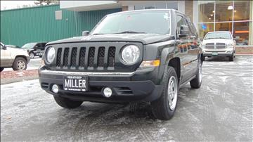 2013 Jeep Patriot for sale in Lebanon, NH