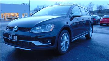 2017 Volkswagen Golf Alltrack for sale in Lebanon, NH