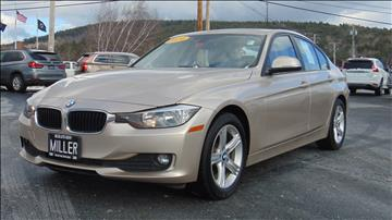 2014 BMW 3 Series for sale in Lebanon, NH