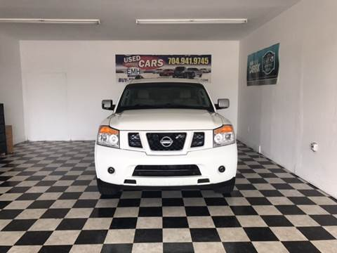 2009 Nissan Armada for sale in Monroe, NC