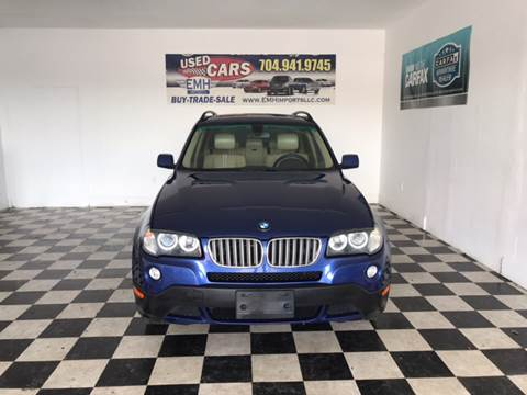 2007 BMW X3 for sale in Monroe, NC